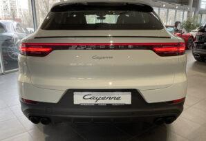 Cayenne Coupe